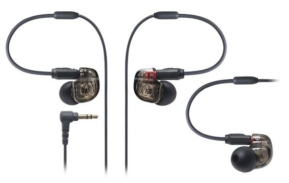 Audio Technica ATH-IM01 SonicPro Balanced In-Ear Monitor Headphones Ship from US #AudioTechnica