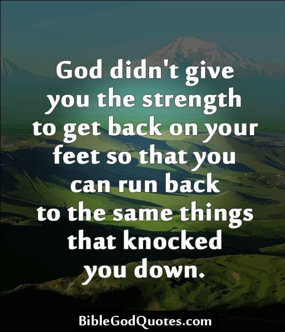 God Gives Strength Quotes: Back To, Strength And The O'jays On Pinterest