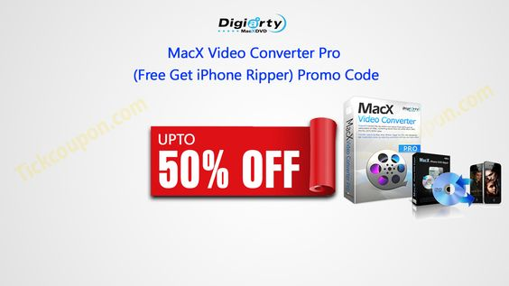 50% MacX Video Converter Pro (Free Get iPhone Ripper) promo code http://tickcoupon.com/coupons/50-percent-macx-video-converter-pro-free-get-iphone-ripper-promo-code