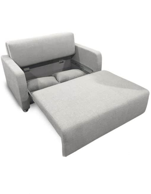 The Talia Double Sofa Bed With Storage In 2020 Sofa Bed With Storage Double Sofas Double Sofa Bed