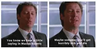 Boston Legal - Alan Shore  I just love that character!