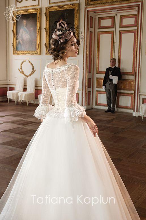 Lady of Quality - Tatiana Kaplun Bridal wedding dress