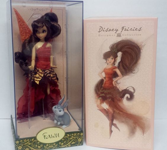 Disney Fairytale Designer Collection Fawn Limited Edition Store Exclusive #2937