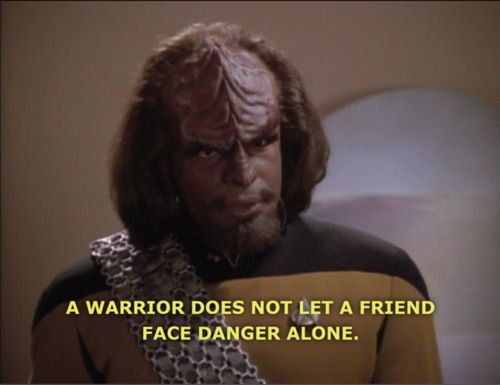Worf.