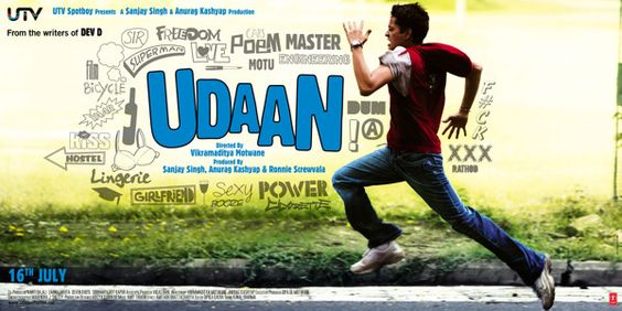 UDAAN film poster design at Marching Ants