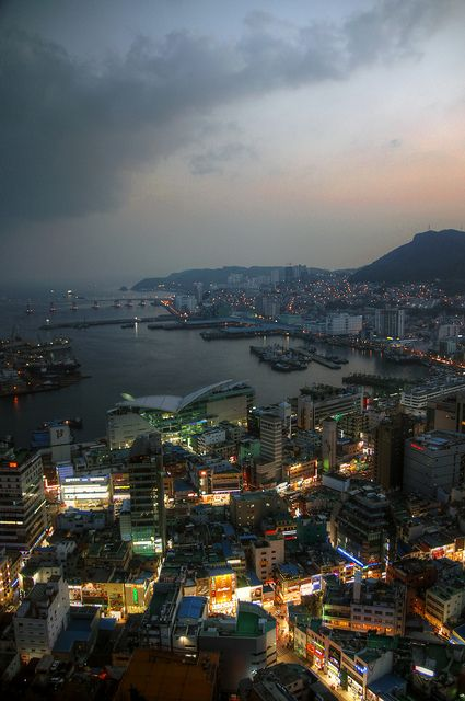 Busan, South Korea ∞