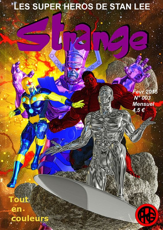 Strange N 003 by Philart666 on DeviantArt