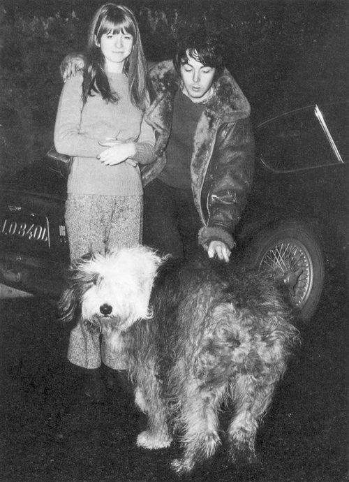 Jane Paul and Martha