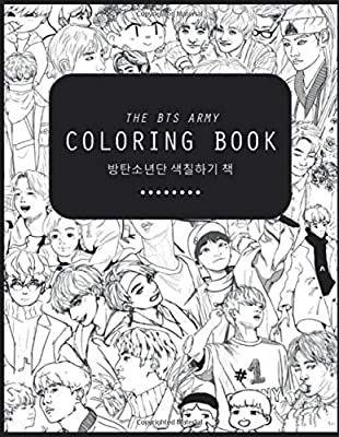 Bts Dots Lines Spirals Coloring Book New Kind Of Stress Relief Coloring Book For Adults Mu Paginas Para Colorear Libro De Colores Fondo De Pantalla De Kpop