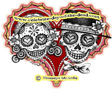 Day Of The Dead Art - Bing Images