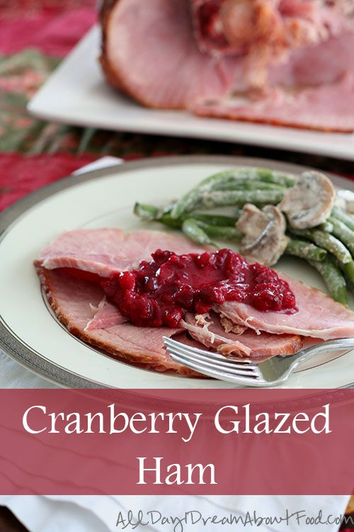Cranberry Glazed Ham – Low Carb and Gluten-Free | Recipe ...