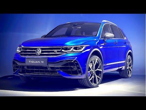 2021 Volkswagen Tiguan New Vw Tiguan 2021 4 Motion Interior Exterior Features Youtube In 2020 Volkswagen Tiguan R Tiguan R Line