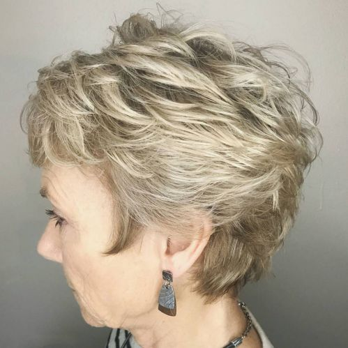 34++ Low maintenance short shaggy hairstyles for fine hair trends