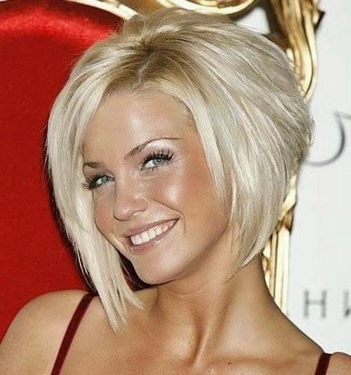 Korte Kapsels Vrouwen Dik Haar