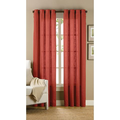 Kitchen Curtains bed bath beyond kitchen curtains : B. Smith Origami Grommet Window Curtain Panels Bed Bath and Beyond ...