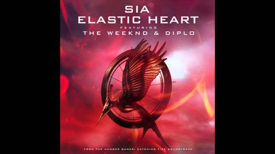 "Pin for Later: 16 Songs You Didn't Know Came From Sia ""Elastic Heart"" — Sia This song, written and performed by Sia, was featured on the motion picture soundtrack for The Hunger Games: Catching Fire."