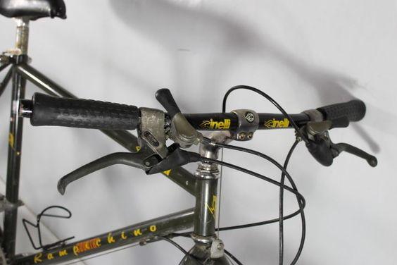 Mountain bikes and bikes on pinterest for Rampichino cinelli