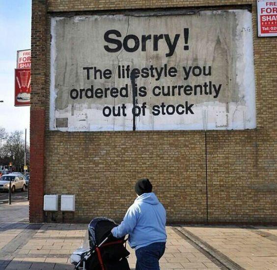 Banksy - Social Commentary