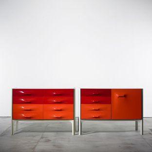 DF-2000 Cabinets | Raymond Loewy
