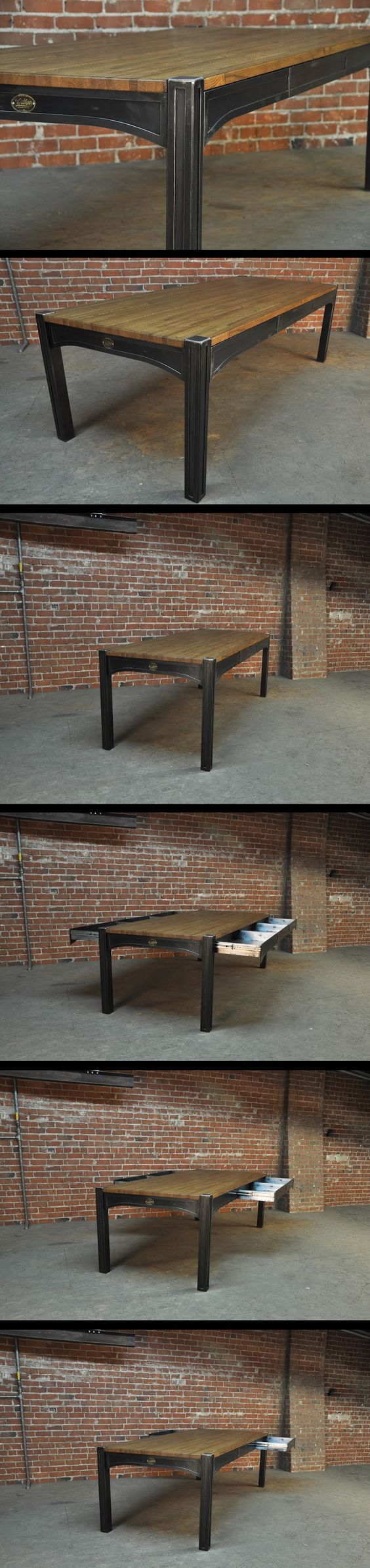 42 dining table by vintage industrial furniture in phoenix for Furniture 85050