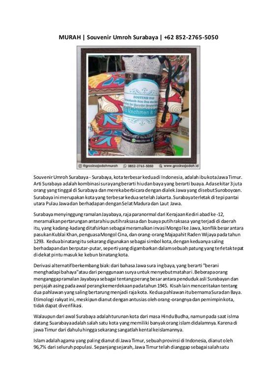 Buaya Terbesar Sepanjang Masa : buaya, terbesar, sepanjang, Termurahhh!!, Contoh, Souvenir, Umroh, 852-2765-5050, Surabaya,, Souvenir,, Messages