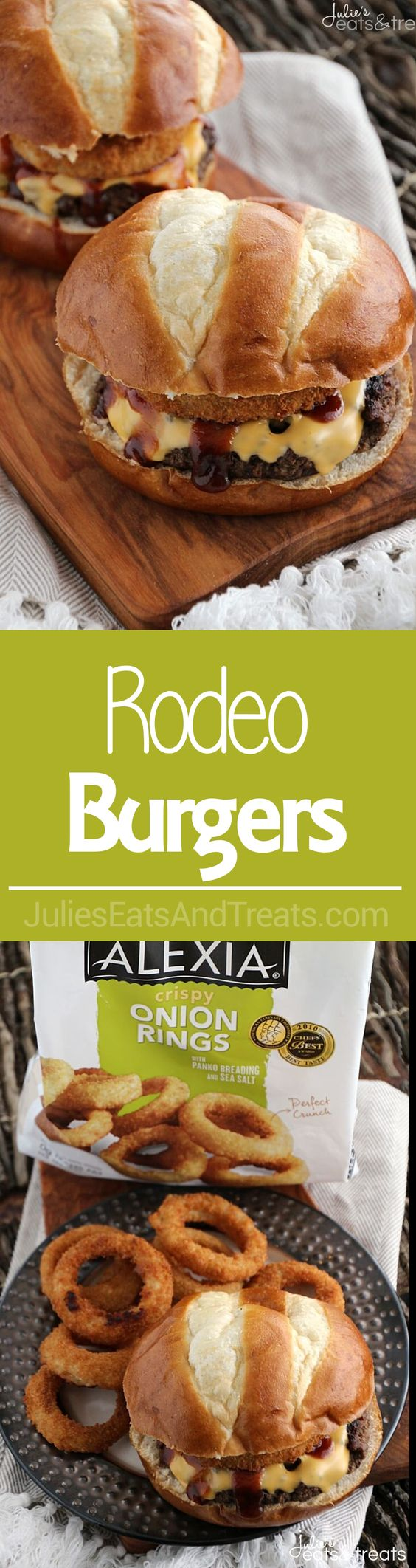 Rodeo, Grilled hamburgers and Burgers on Pinterest