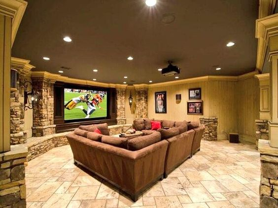 Man Cave With Limited Space : Man cave for a durable custom designed to your