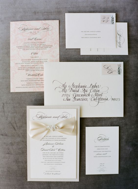 With ateam of talent includingDream A Little Dream, Huckleberry Karen Designs and Papineau Calligraphyin a venue as classy as San Fran's City Hall, fabulous fireworks are bound to go off. Josh Gruetzmacher and Uforia Films captured this epitome of elegance,