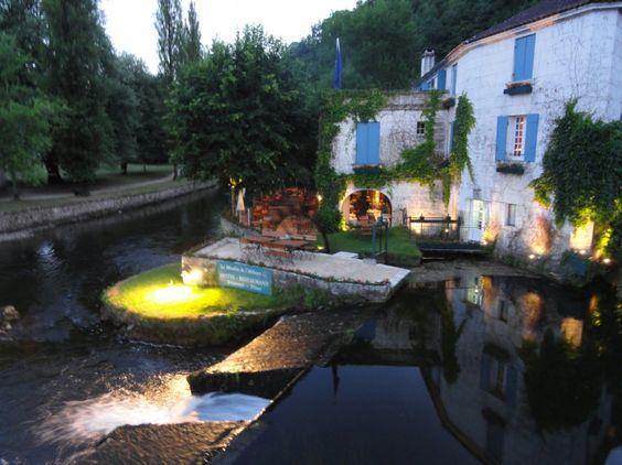 Le Moulin de l'Abbaye