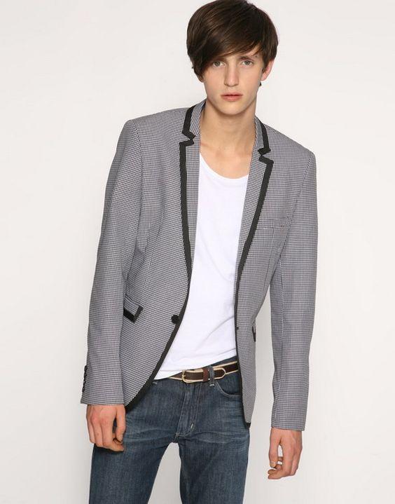 Hairstyles for Teen Boys | Coiffures, Teen boy fashion et ...