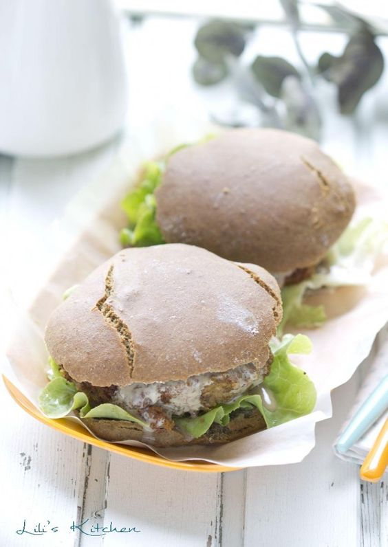 Galettes de lentilles et pains pita sans gluten, à IG Bas (vegan)