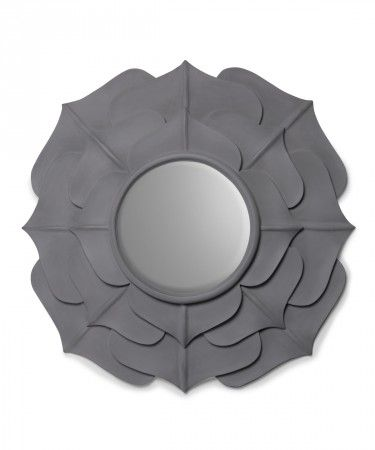 Lotus Mirror from Emporium  Home