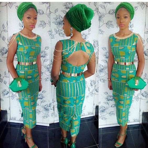 Ankara Gown Styles In a Smart Way - DeZango Fashion Zone: