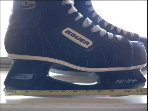 Bauer Supreme 2000 Ice Hockey Skates Tuuk Skate Size 11 5 Us Men Fast Ship Ebay Skate Man Ice Hockey Us Man