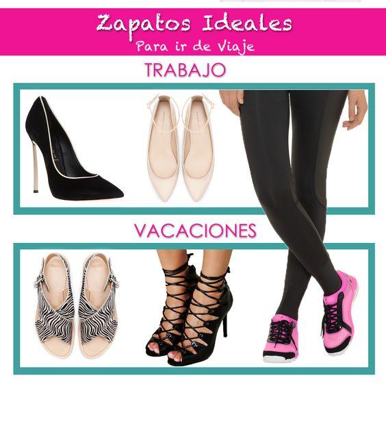 ¿Cuantos pares de zapatos llevamos de viaje? #entuszapatos #viaje #trip #essentials