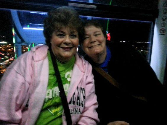Elana O'Brien & her mom Linda 2014