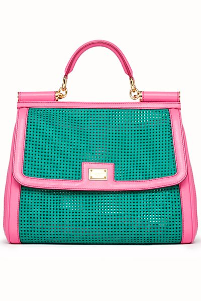 Dolce - Women's Cruise Accessories 2012