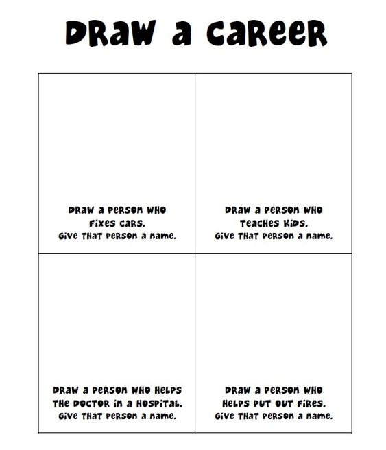 Printables Stereotype Worksheets teaching career exploration and the kid on pinterest draw a gender stereotypes www elementaryschoolcounseling org