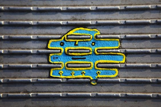 Street art... (by Ben Wilson)