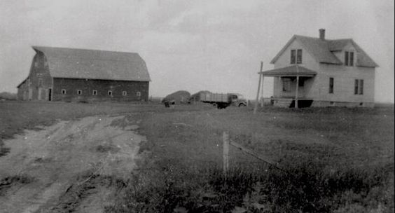 Minnesota Farm, 1920s - most farms struggled with depression in the 1920s.