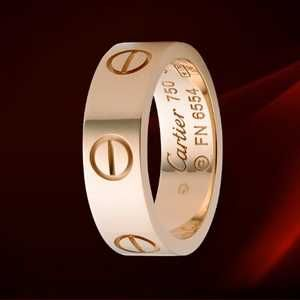 Love ring, Cartier and Rings on Pinterest