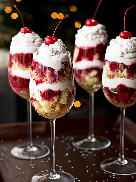 Does anybody have a yummy but easy holiday dessert?