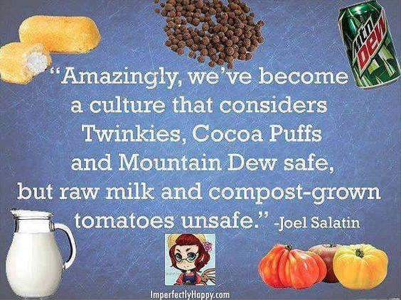 Joel Salatin http://www.polyfacefarms.com/speaking-protocol/joels-bio/