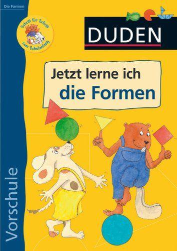 Jetzt lerne ich die Formen: Amazon.de: Ulrike Holzwarth-Raether, Ute Müller-Wolfangel, Gabie Hilgert: Bücher