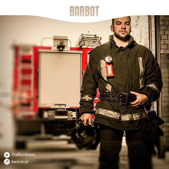 Todos os verões, eles são os nossos heróis. Os bombeiros desdobram-se para proteger as nossas populações dos fogos, prestar assistência médica e socorro. Hoje, é dia de lhes agradecermos. Barbot, novas histórias, novas emoções. <www.barbot.pt>