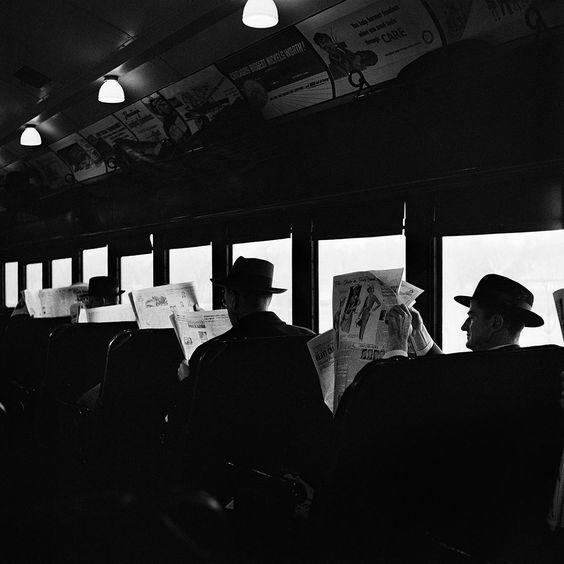 Vivian Maier. 1950s. Chicago, IL Photography