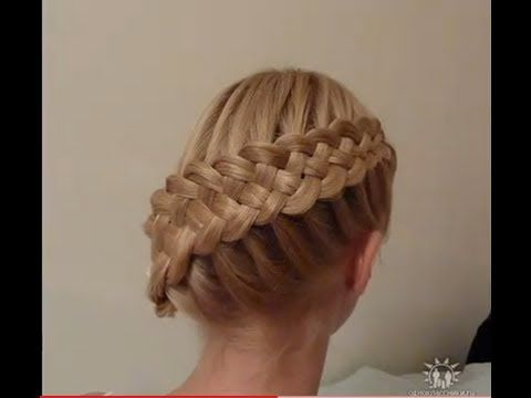 5 stranded dutch braid...I finally found a tutorial on it, but it's in Spanish!!! I think I can follow visually though!