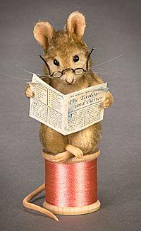 R. John Wright's Top 5 Favorite Mice — R. John Wright: