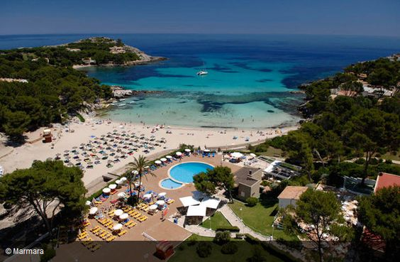 Palma de Majorque Carrefour Voyages, promo séjour Majorque pas cher au Club Marmara Roc Carolina 3* prix promo Carrefour Voyages à partir de 399,00 Euros TTC