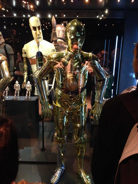 Expo Star Wars Identities